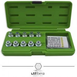 Set extractor de tornillos de seguridad para BMW