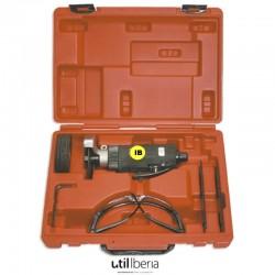 Kit cortador neumático con salida trasera composite