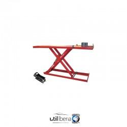 Elevador Neumatico de tijera para motos Weber