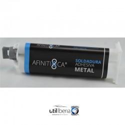 Soldadura adhesiva metal 50 gramos