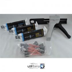 Kit profesional 50 gramos Super Repair/Metal