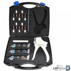 Kit de precisión para soldadura adhesiva