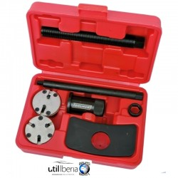 Retractor ajustable de pistones de frenos 2 y 3 pin derecha e izquierda