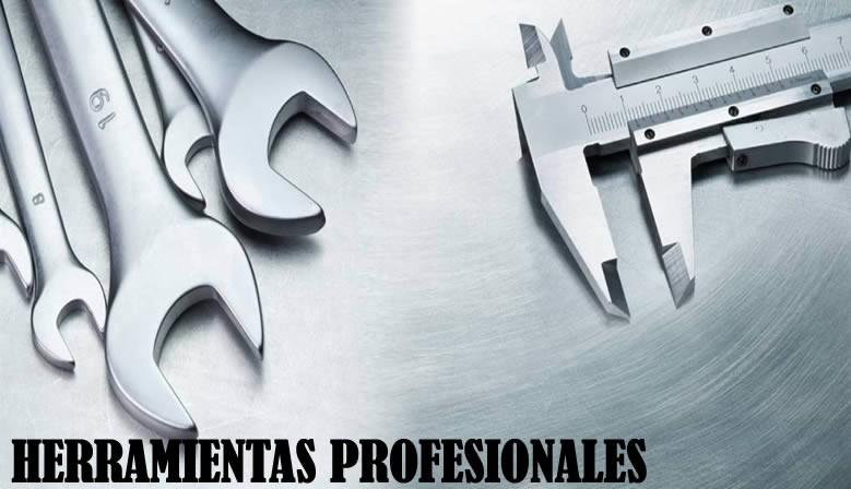 Herramientas profesionales