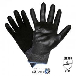 Guantes con la palma reforzada de poliuretano