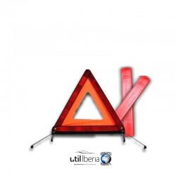 Triángulo de señalización homologado