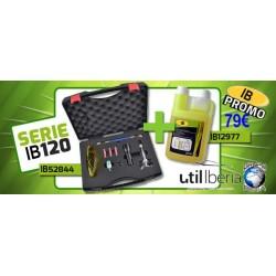 Detector de fugas + líquido colorante 250 ml
