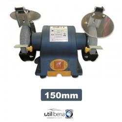 Amoladora eléctrica 150 mm