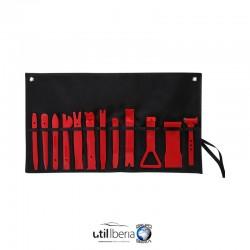 Juego De Utiles para quitar paneles con martillo - 12 Pzs