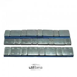Contrapesa hierro adhesiva 60 gramos