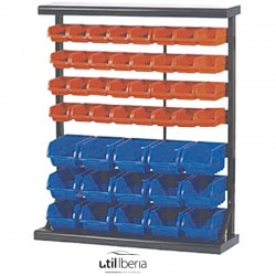 Organizador de pie con 47 compartimentos