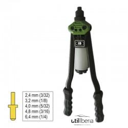 Remachadora doble brazo 360 mm