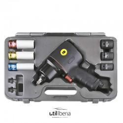 Kit llave de impacto composite