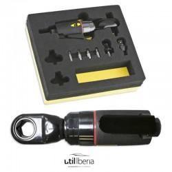 Kit carraca neumática con cabezal abierto composite