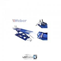 Elevador Weber de tijera para motos 400Kg