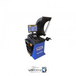 Equilibradora de ruedas para coche Automática Weber