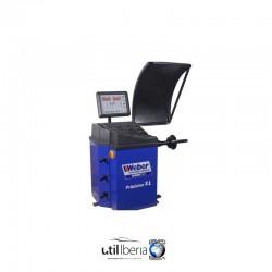 Equilibradora para ruedas de coche Automática Weber