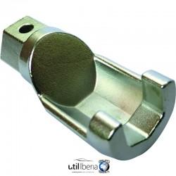 Vaso para ajuste de válvulas Mercedes 1/2 DR 17 mm