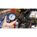 Comprobador presión de aceite